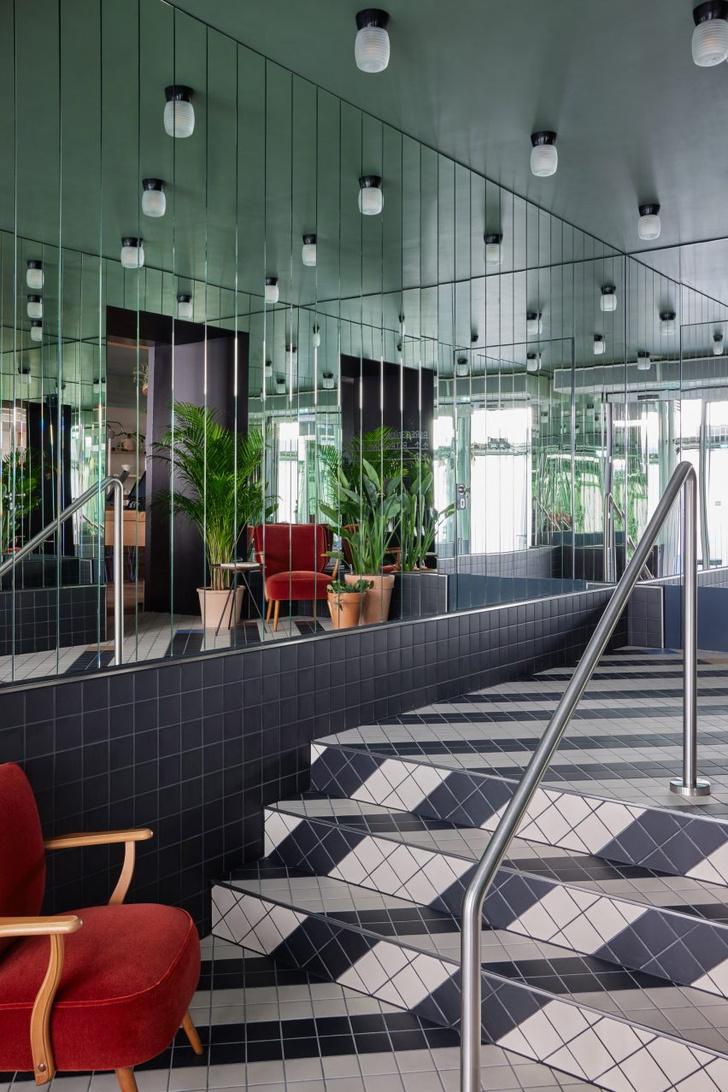 Фото №6 - Апарт-отель в Германии в духе раннего модернизма