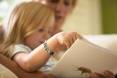 Фото №1 - Читаем детям, читаем с детьми...