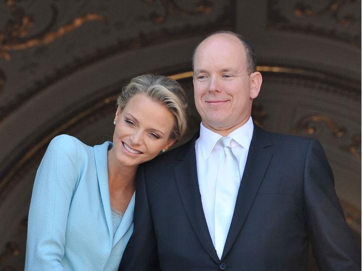Фото №2 - Князь Альбер впервые прокомментировал слухи о разводе с княгиней Шарлен (вышло неубедительно)