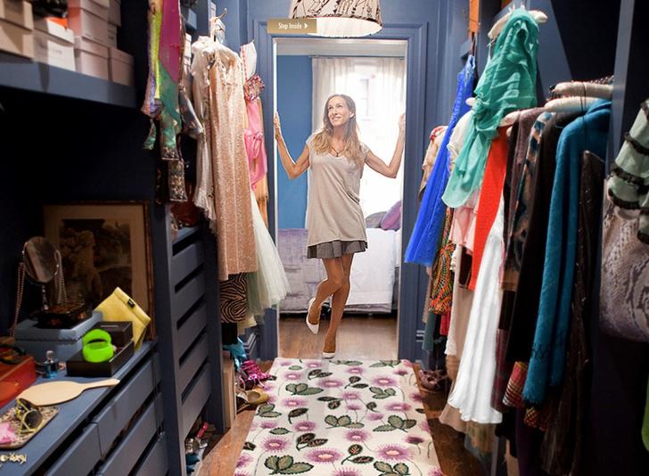 Фото №1 - Полный порядок: идеи для гардеробной мечты