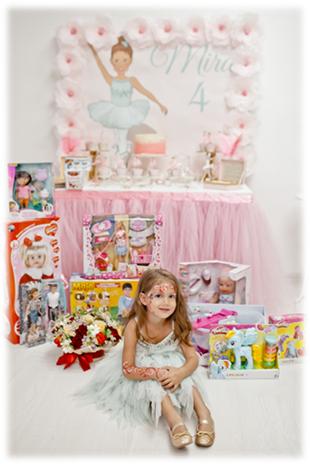 Фото №10 - Праздник для маленькой балерины