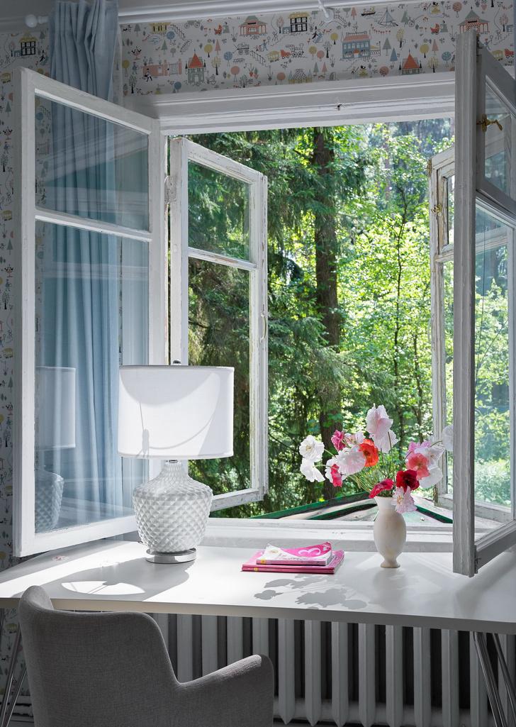 Фото №1 - Обустраиваем дачный дом: 10 простых идей для идеального отдыха