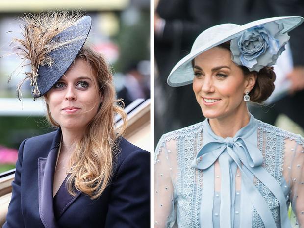 Фото №1 - Семейные трудности: что не поделили принцесса Беатрис и герцогиня Кейт