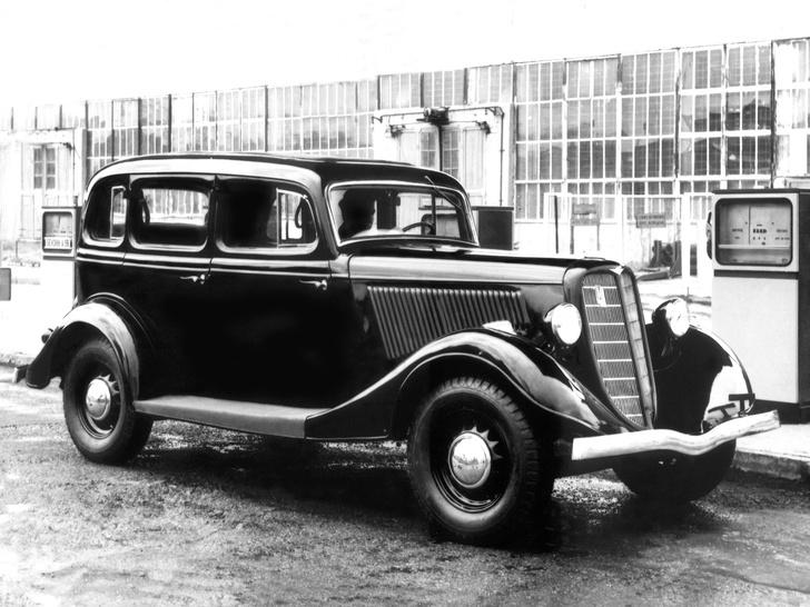 Фото №5 - Советские автомобили, не украденные у Запада