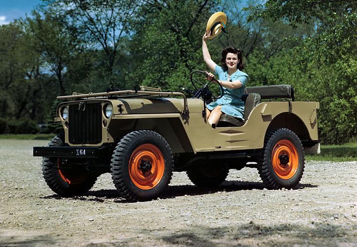 Фото №1 - Человек, который придумал Jeep