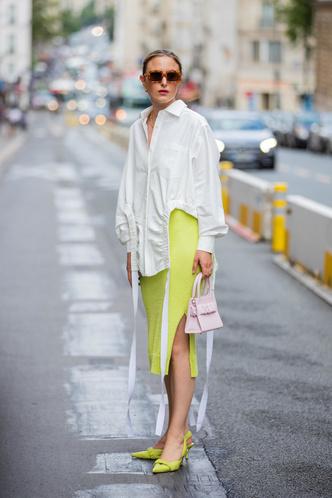Фото №9 - Как выбрать идеальную юбку по типу фигуры