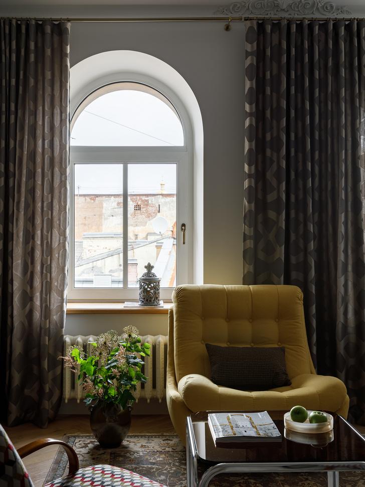 Фото №5 - Атмосферная квартира в доходном доме XIX века в Санкт-Петербурге