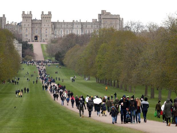Фото №4 - Как дети Королевы поддерживают ее после смерти принца Филиппа