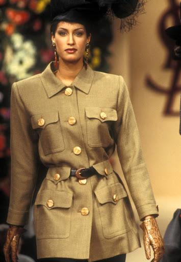 Фото №2 - Модные революции Ива Сен-Лорана