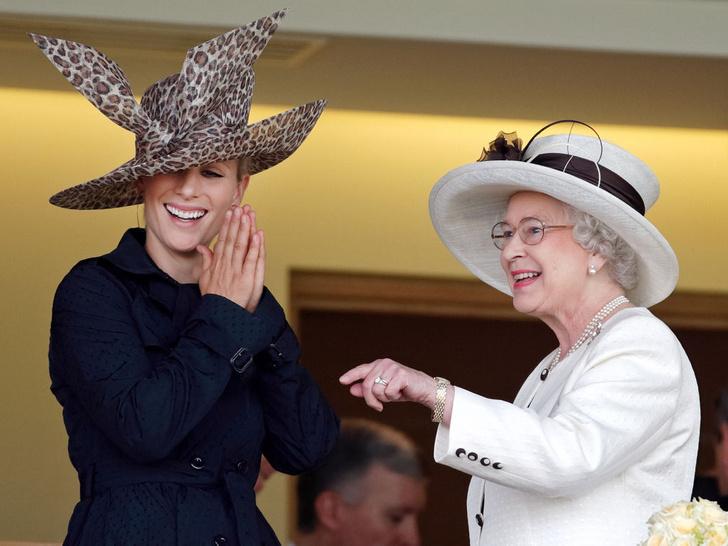 Фото №2 - Самая земная из Виндзоров: 40 фактов о Заре Тиндолл— старшей внучке Королевы