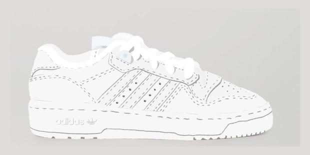 Фото №3 - Белые кроссовки, которые вы давно искали