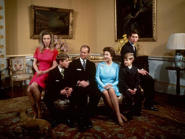 Фото №2 - Война «запасных» принцев: соперничество и вражда младших сыновей Елизаветы II