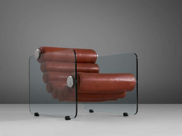 Фото №13 - Труба зовет: 30+ винтажных и современных «дутых» кресел