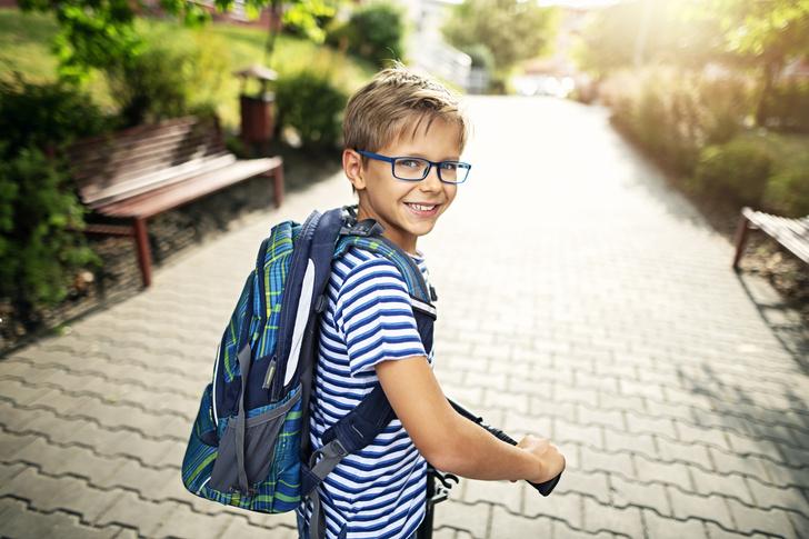 Фото №2 - Как выбрать школьный рюкзак: ткань, вес и другие нюансы, которые лучше знать