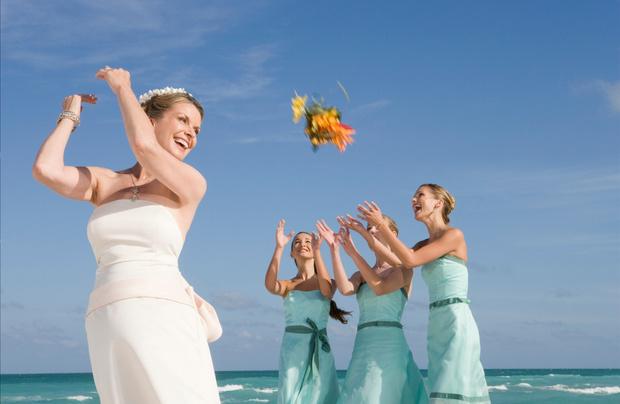 Фото №3 - Свадьба в положении: важные моменты