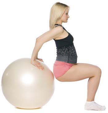 Фото №1 - Беременность и фитнес