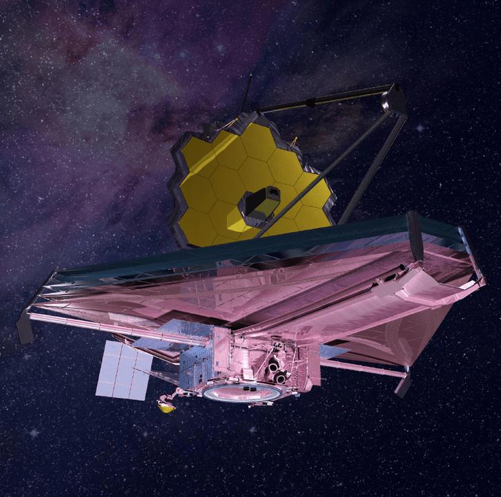 Фото №1 - В NASA завершили наземные испытания космического телескопа «Джеймс Уэбб»