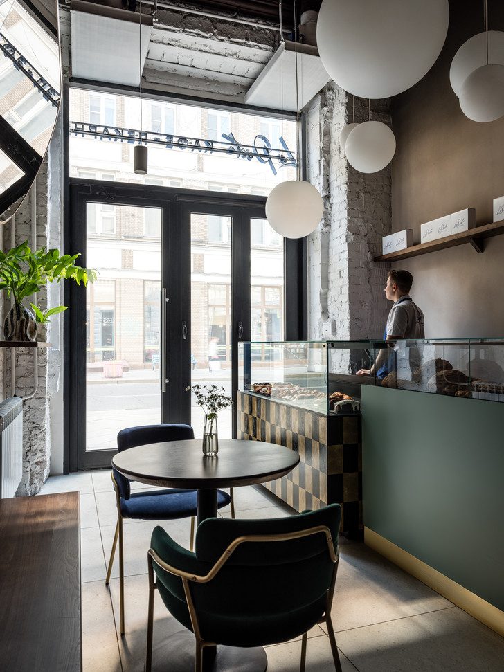 Фото №8 - Кафе-пекарня La Poste в Москве