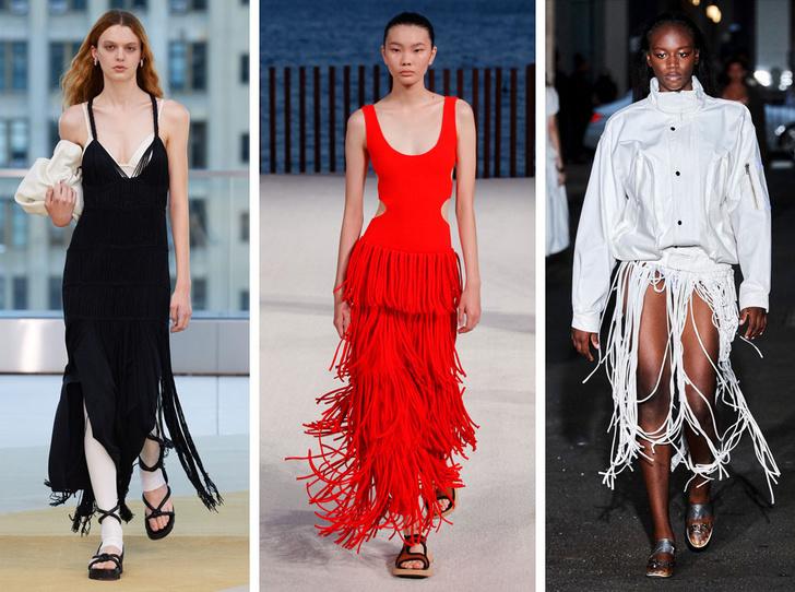 Фото №6 - Тренды весны и лета 2022 с Недели моды в Нью-Йорке
