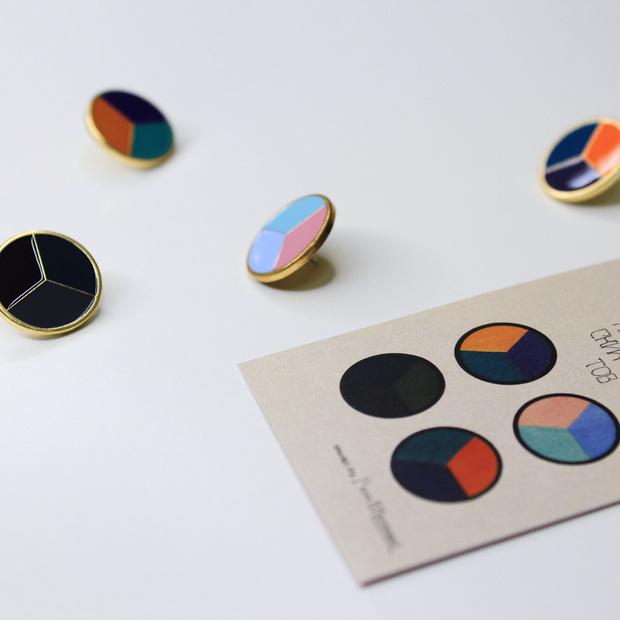 Фото №4 - Значки и сувениры по мотивам работ ВХУТЕМАС