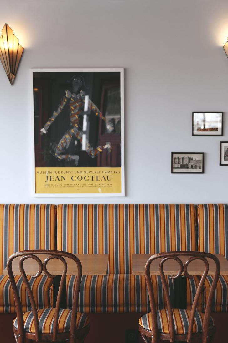 Фото №18 - Отель в Париже по дизайну Люка Эдварда Холла