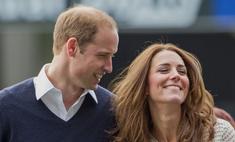 Будто снова жених и невеста: спустя 10 лет после свадьбы Уильям и Кейт прошли вместе к алтарю