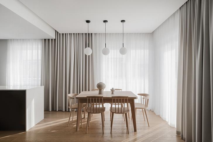 Фото №5 - Светлая квартира 65 м² в приморском городе в Польше