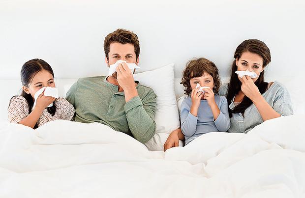 Фото №1 - Стоп, болезь: как не заболеть в сезон простуд