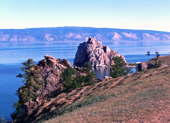 Фото №1 - 10 самых красивых озер в мире