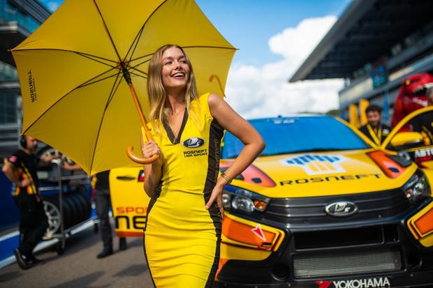 Фото №1 - Lada начинает новый гоночный сезон