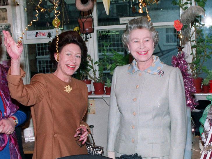 Фото №1 - Рождественская традиция Виндзоров, которую игнорировала принцесса Маргарет