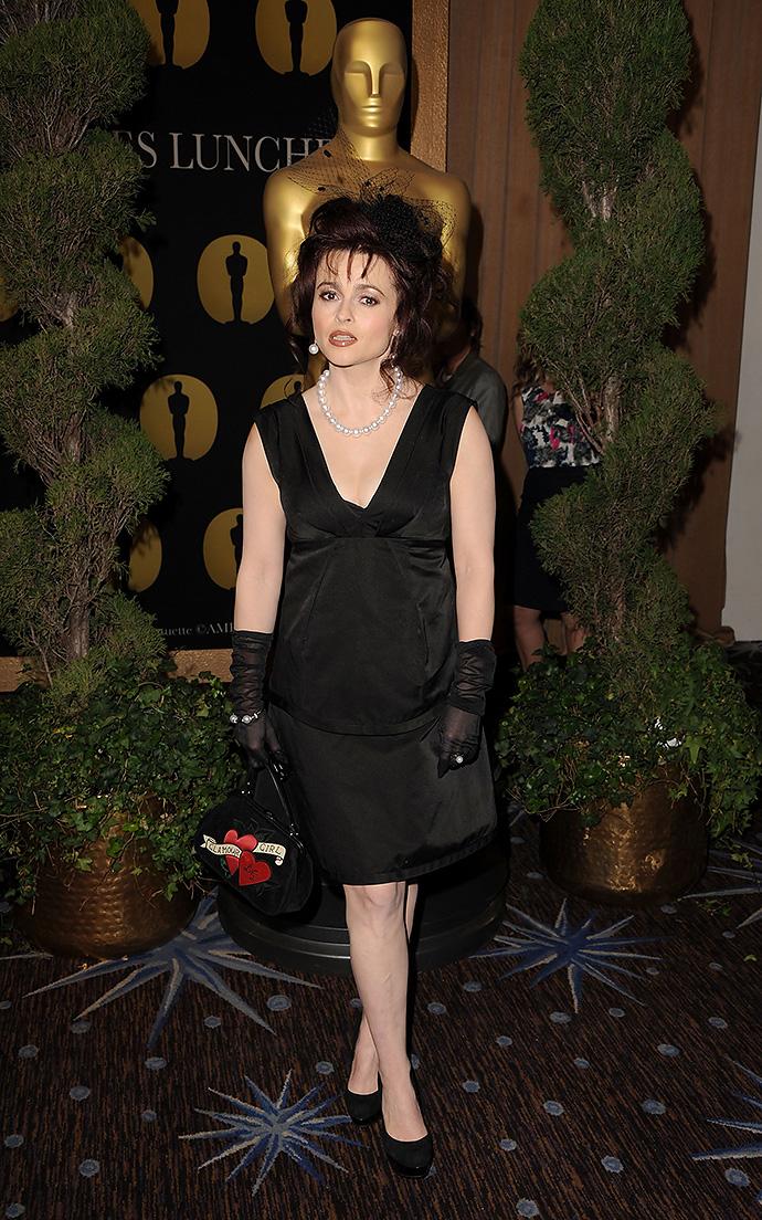 Хелена Бонем Картер на церемонии 2011 года