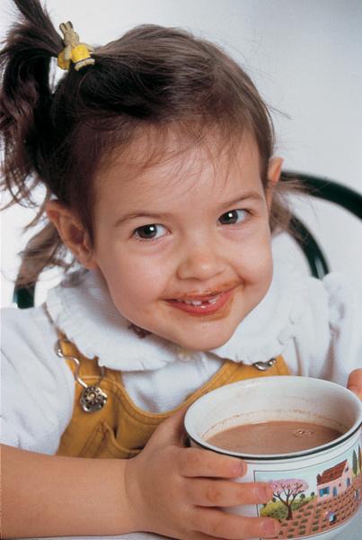 Фото №1 - Горячие напитки для малыша