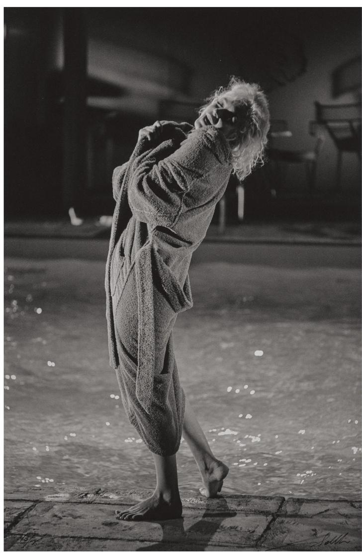 Фото №2 - Одна из последних фотосессий Мэрилин Монро в стиле ню, которую мало кто видел