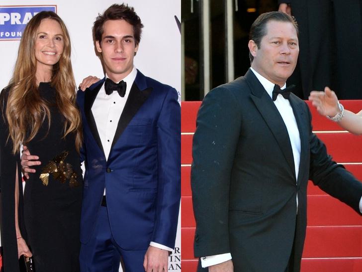 звездные родители, звездные дети, мать и сын, отец и сын, звездные сыновья, фото