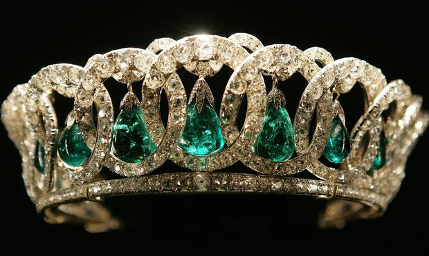 Фото №9 - 9 королевских тиар с удивительной историей