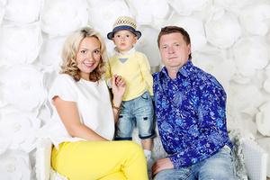 Фото №18 - Результаты конкурса «Мама, папа, я  - стильная семья!»