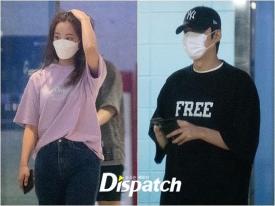 Фото №2 - Ли Мин Хо и Ёну из MOMOLAND встречаются? 😱