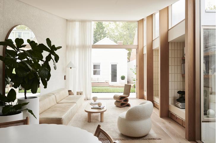 Фото №2 - Дом в пастельных тонах в Мельбурне