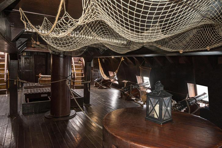 Фото №1 - Почему моряки перестали спать в гамаках?