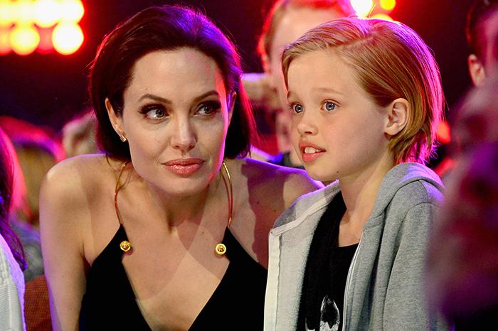 Фото №1 - Что происходит с Шайло Джоли-Питт?
