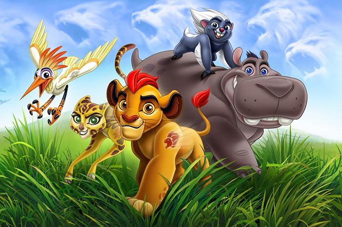 Фото №2 - Канал Disney представляет наследника Короля Льва!