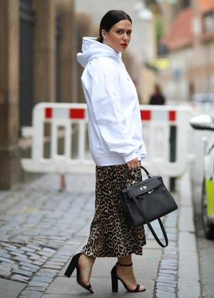 Фото №2 - С чем носить юбки макси: 7 универсальных сочетаний на любой случай