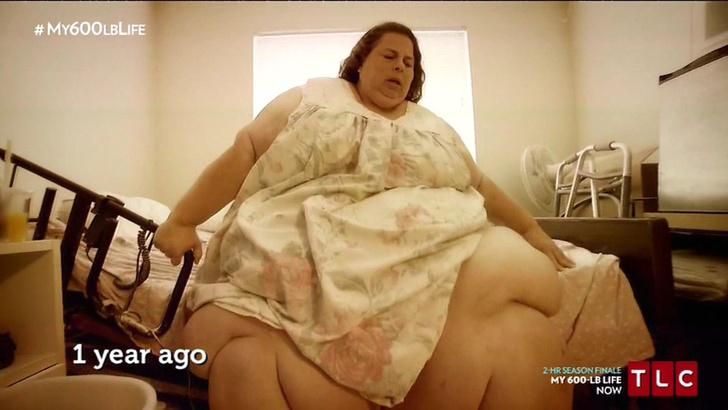 Фото №1 - От 150 кг и больше: самые толстые в мире женщины, сумевшие родить