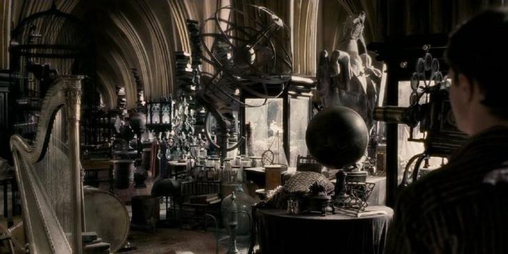 Фото №6 - «Гарри Поттер»: 10 фактов о карте Мародеров, которые знают только те, кто читал книги 🗺️