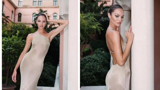 Фото №3 - Секреты красоты Кэндис Свейнпол: уход за кожей, диета, спорт