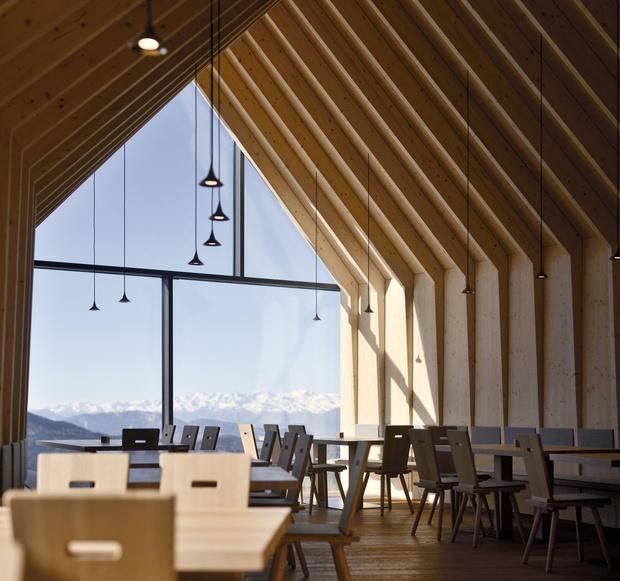 Фото №7 - Ресторан в Южном Тироле по проекту Петера Пихлера