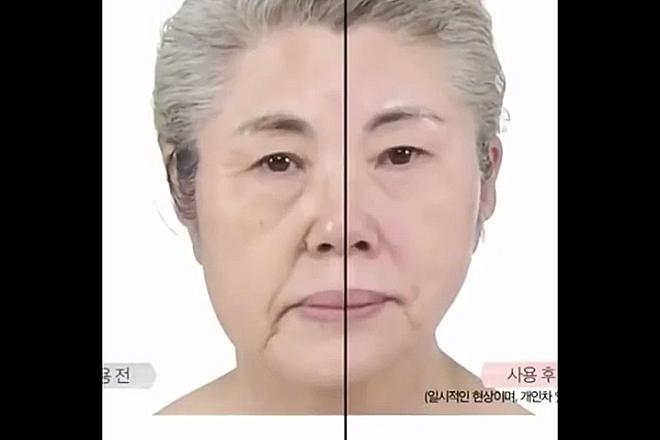 Фото №1 - Мы сами в шоке: корейская маска делает моложе на 15 лет мгновенно
