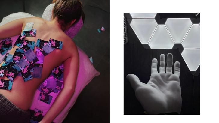 Фото №1 - Велнес-совет недели: миофасциальный массаж для снятия напряжения