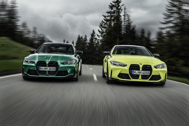 Фото №3 - «Поднимите мне ноздри!»— новый BMW М3 удивил дизайном